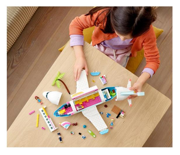 LEGO Friends 41429 Samolot z Heartlake City - 561848 - zdjęcie 2
