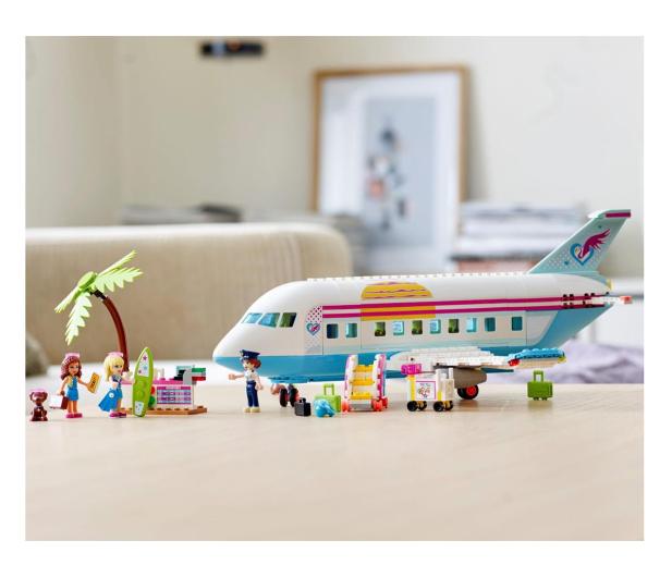 LEGO Friends 41429 Samolot z Heartlake City - 561848 - zdjęcie 4