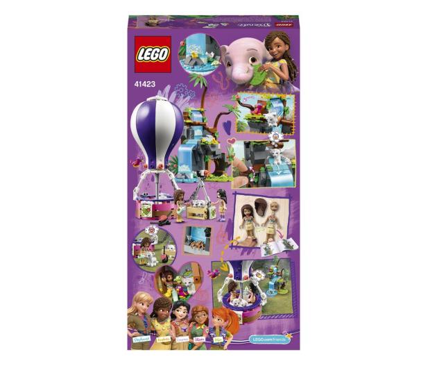 LEGO Friends 41423 Balonem na ratunek tygrysowi - 561789 - zdjęcie 7