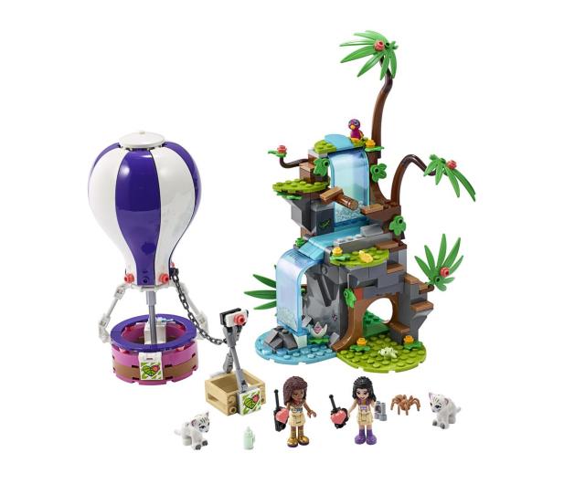 LEGO Friends 41423 Balonem na ratunek tygrysowi - 561789 - zdjęcie 6