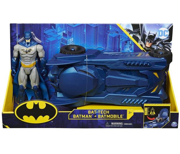 "Spin Master Batman Batmobil 12"" - 1019045 - zdjęcie 5"