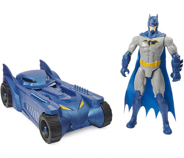 "Spin Master Batman Batmobil 12"" - 1019045 - zdjęcie"