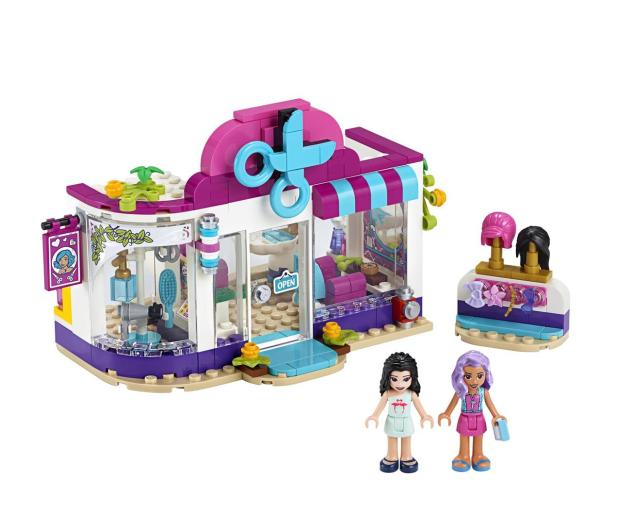 LEGO Friends 41391 Salon fryzjerski w Heartlake - 532659 - zdjęcie 7