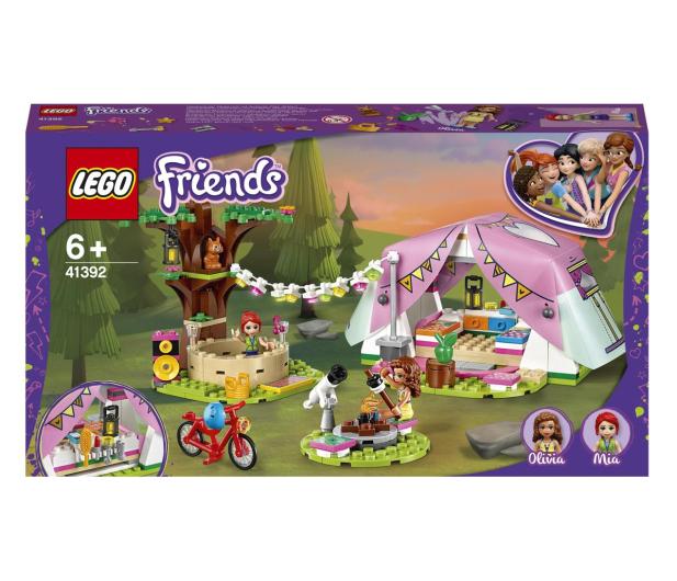 LEGO Friends 41392 Luksusowy kemping - 532666 - zdjęcie