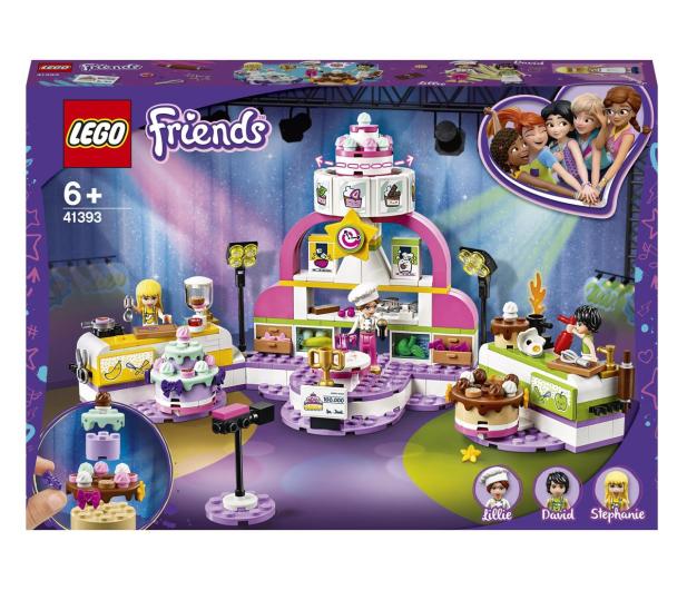 LEGO Friends 41393 Konkurs pieczenia - 532695 - zdjęcie