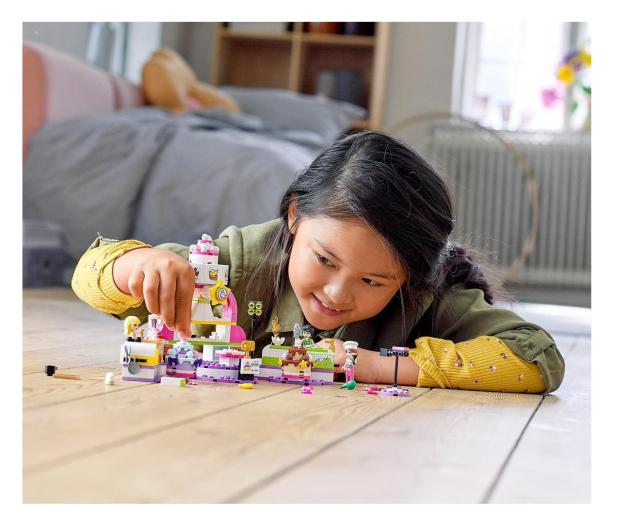 LEGO Friends 41393 Konkurs pieczenia - 532695 - zdjęcie 2