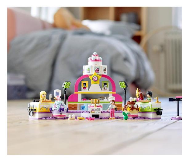 LEGO Friends 41393 Konkurs pieczenia - 532695 - zdjęcie 3