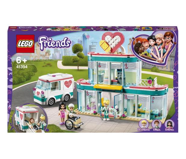 LEGO Friends 41394 Szpital w Heartlake - 532705 - zdjęcie