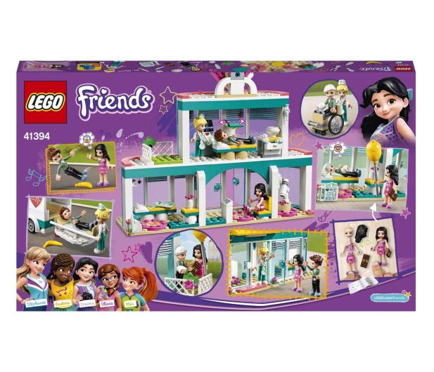 LEGO Friends 41394 Szpital w Heartlake - 532705 - zdjęcie 7