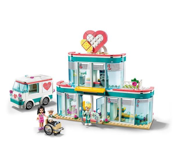 LEGO Friends 41394 Szpital w Heartlake - 532705 - zdjęcie 5