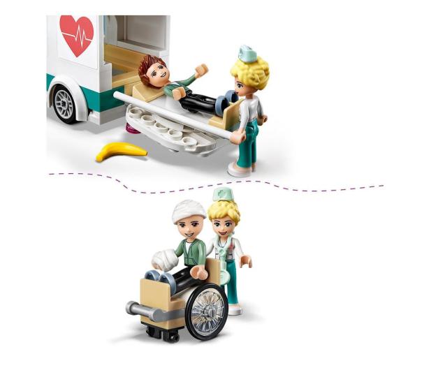 LEGO Friends 41394 Szpital w Heartlake - 532705 - zdjęcie 4