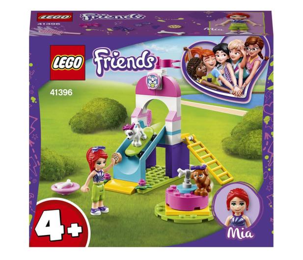 LEGO Friends 41396 Plac zabaw dla piesków - 532733 - zdjęcie