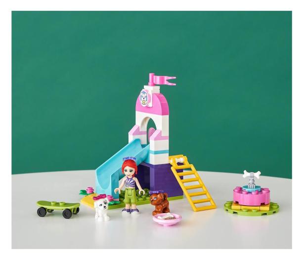 LEGO Friends 41396 Plac zabaw dla piesków - 532733 - zdjęcie 2