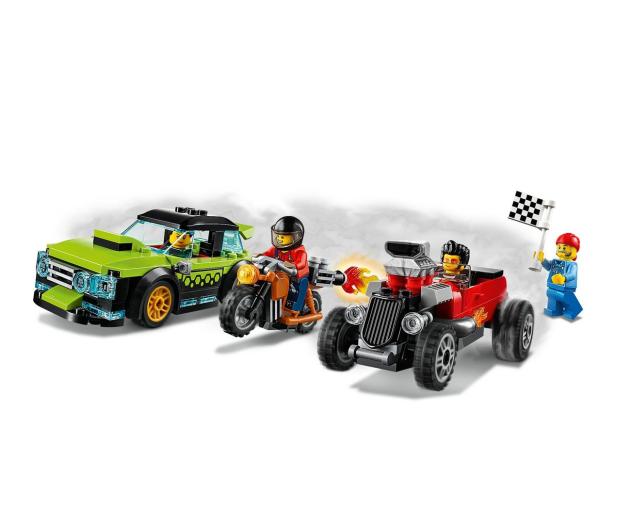 LEGO City 60258 Warsztat tuningowy - 532610 - zdjęcie 4