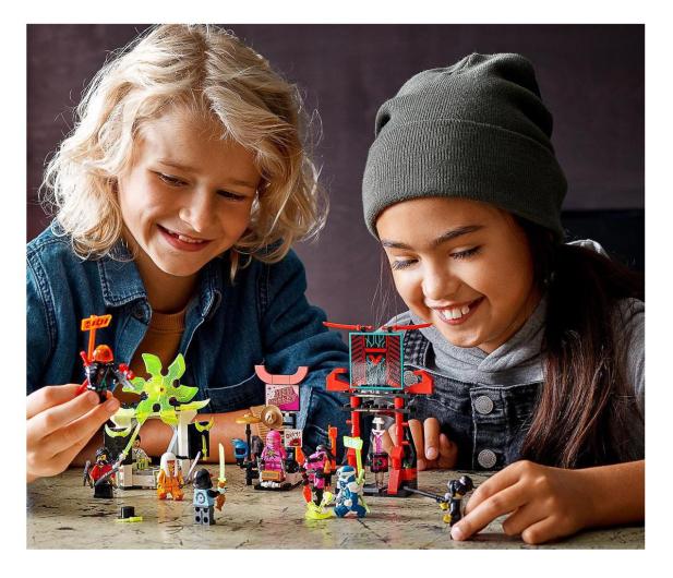 LEGO NINJAGO 71708 Sklep dla graczy - 532373 - zdjęcie 3