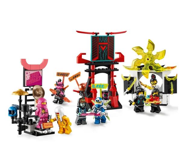 LEGO NINJAGO 71708 Sklep dla graczy - 532373 - zdjęcie 5