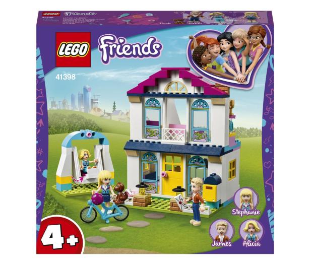 LEGO Friends 41398 Dom Stephanie 4+ - 561755 - zdjęcie