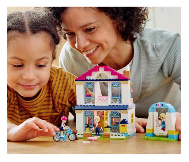 LEGO Friends 41398 Dom Stephanie 4+ - 561755 - zdjęcie 2