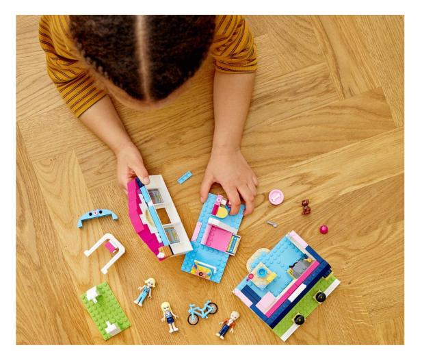 LEGO Friends 41398 Dom Stephanie 4+ - 561755 - zdjęcie 3