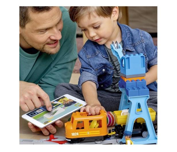 LEGO DUPLO 10875 Pociąg towarowy - 432468 - zdjęcie 3