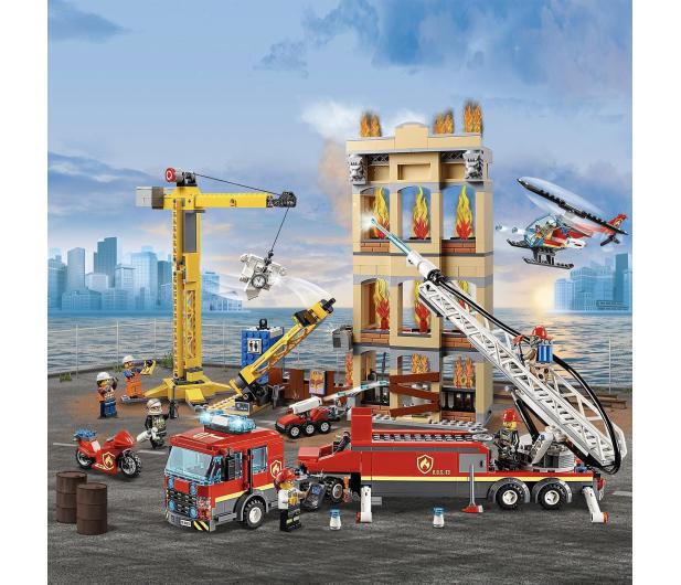 LEGO City 60216 Straż pożarna w śródmieściu - 465090 - zdjęcie 5