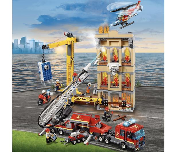 LEGO City 60216 Straż pożarna w śródmieściu - 465090 - zdjęcie 7