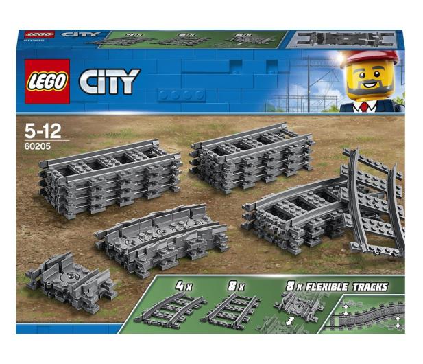 LEGO City 60205 Tory - 444472 - zdjęcie