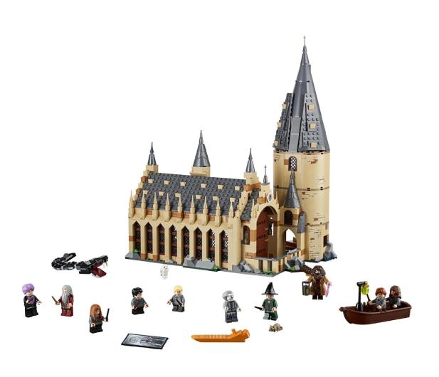 LEGO Harry Potter 75954 Wielka Sala w Hogwarcie - 437000 - zdjęcie 5