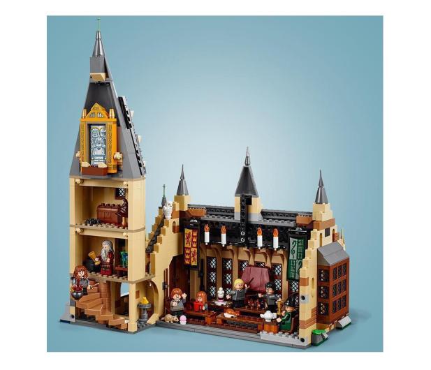 LEGO Harry Potter 75954 Wielka Sala w Hogwarcie - 437000 - zdjęcie 2