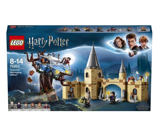 LEGO Harry Potter 75953 Wierzba bijąca z Hogwartu - 437001 - zdjęcie