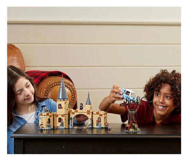 LEGO Harry Potter 75953 Wierzba bijąca z Hogwartu - 437001 - zdjęcie 3