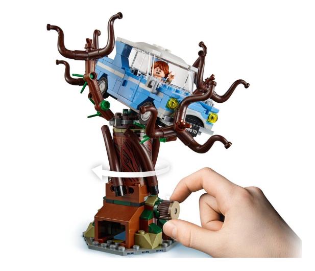 LEGO Harry Potter 75953 Wierzba bijąca z Hogwartu - 437001 - zdjęcie 5