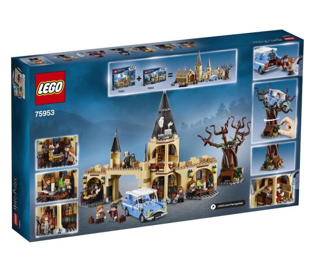LEGO Harry Potter 75953 Wierzba bijąca z Hogwartu - 437001 - zdjęcie 8