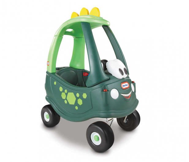 Little Tikes Go Green Cozy Coupe Dino - 1021966 - zdjęcie