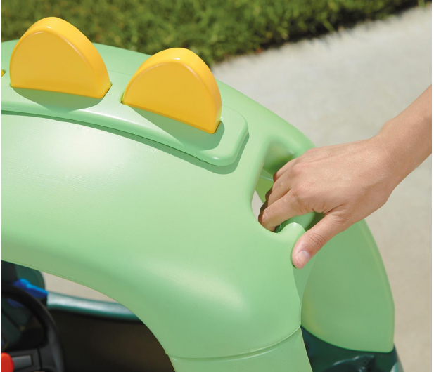 Little Tikes Go Green Cozy Coupe Dino - 1021966 - zdjęcie 5