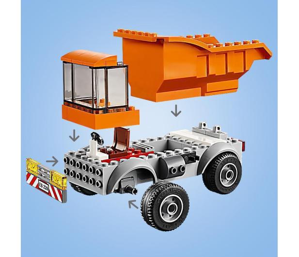 LEGO City 60220 Śmieciarka - 465095 - zdjęcie 5