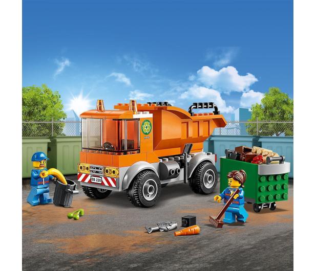 LEGO City 60220 Śmieciarka - 465095 - zdjęcie 3