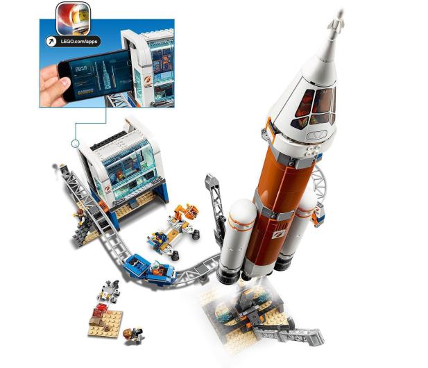 LEGO City 60228 Centrum lotów kosmicznych - 496173 - zdjęcie 7