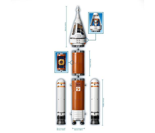LEGO City 60228 Centrum lotów kosmicznych - 496173 - zdjęcie 11