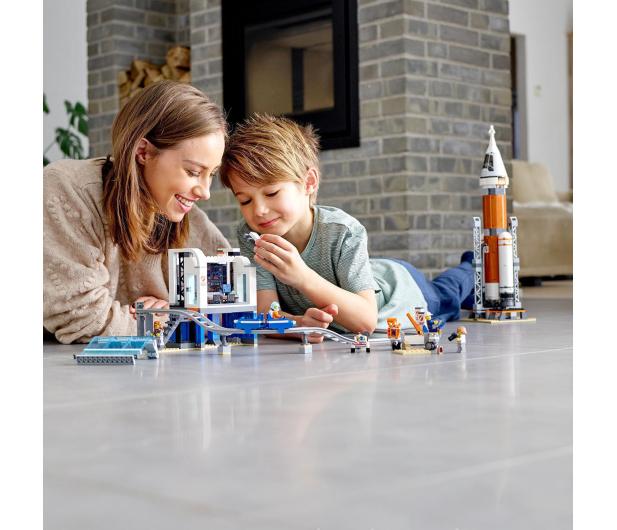 LEGO City 60228 Centrum lotów kosmicznych - 496173 - zdjęcie 2