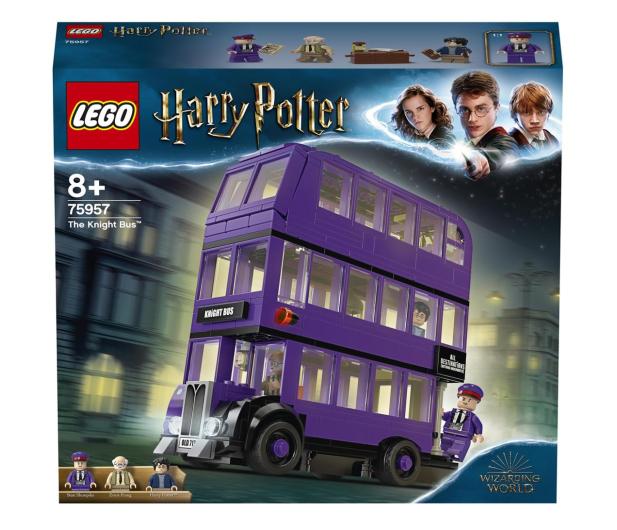LEGO Harry Potter 75957 Błędny Rycerz - 496236 - zdjęcie