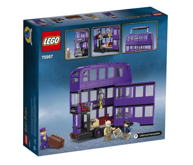 LEGO Harry Potter 75957 Błędny Rycerz - 496236 - zdjęcie 7