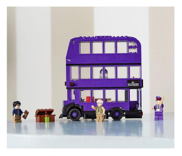 LEGO Harry Potter 75957 Błędny Rycerz - 496236 - zdjęcie 3