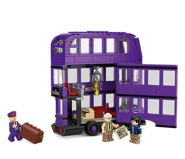 LEGO Harry Potter 75957 Błędny Rycerz - 496236 - zdjęcie 5