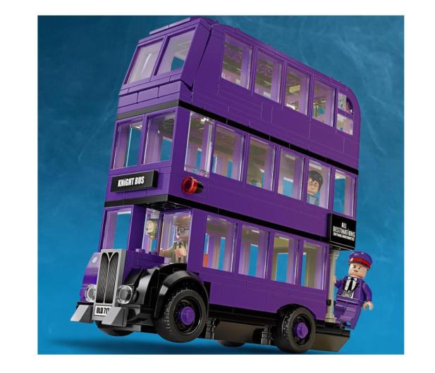LEGO Harry Potter 75957 Błędny Rycerz - 496236 - zdjęcie 4