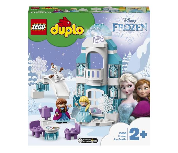 LEGO DUPLO 10899 Zamek z Krainy lodu - 505526 - zdjęcie