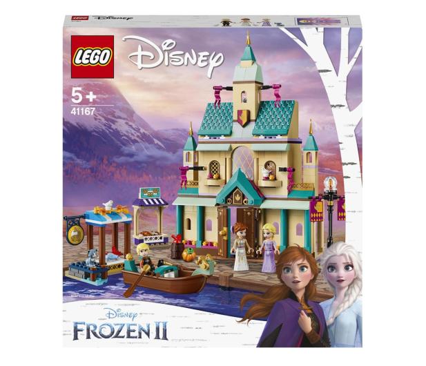 LEGO Disney Princess 41167 Zamkowa wioska w Arendelle - 516863 - zdjęcie