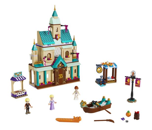 LEGO Disney Princess 41167 Zamkowa wioska w Arendelle - 516863 - zdjęcie 6