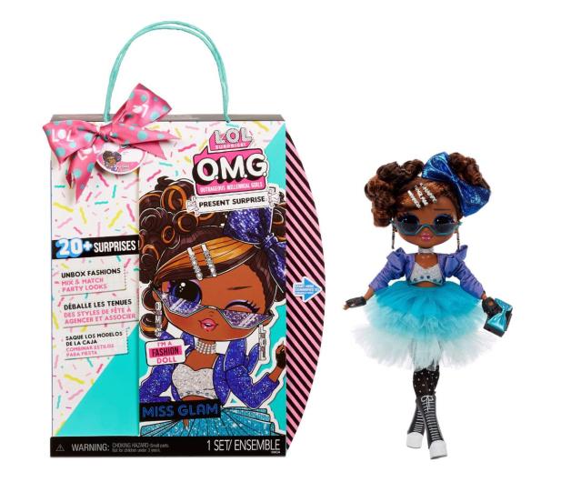 L.O.L. Surprise! OMG Birthday Doll - 1021811 - zdjęcie
