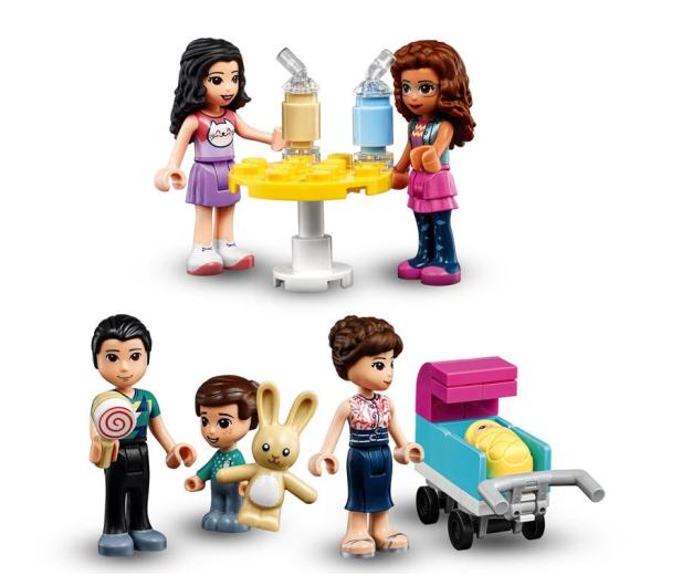 LEGO Friends 41450 Centrum handlowe w Heartlake City - 1015582 - zdjęcie 5